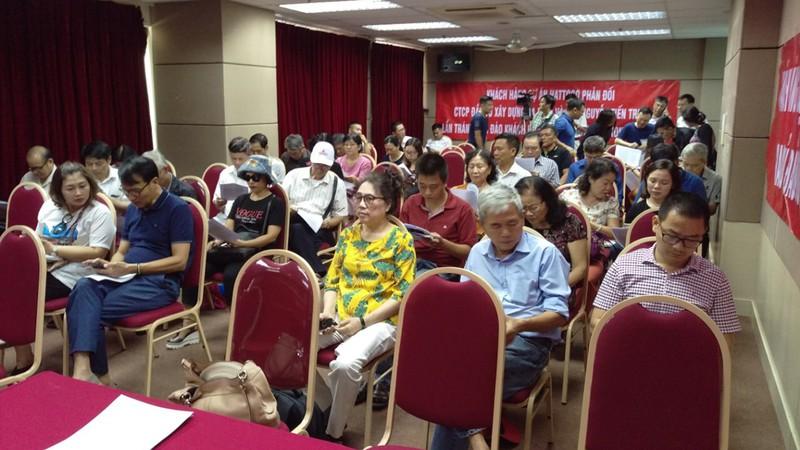 """Qua 1 thập kỷ, dự án Hattoco 110 Trần Phú vẫn chỉ là """"khung bê tông"""" - Ảnh 2"""