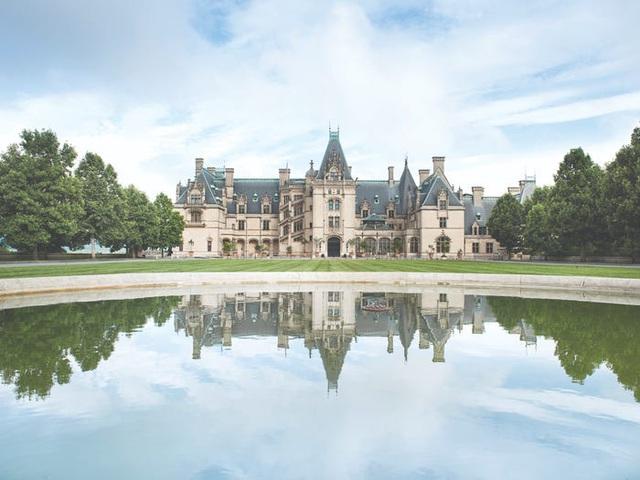 Hơn 130 năm tuổi đời, đây giờ vẫn là ngôi nhà hoành tráng và rộng lớn nhất nước Mỹ - Ảnh 2