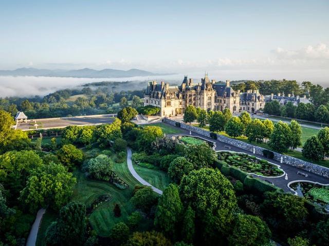 Hơn 130 năm tuổi đời, đây giờ vẫn là ngôi nhà hoành tráng và rộng lớn nhất nước Mỹ - Ảnh 1