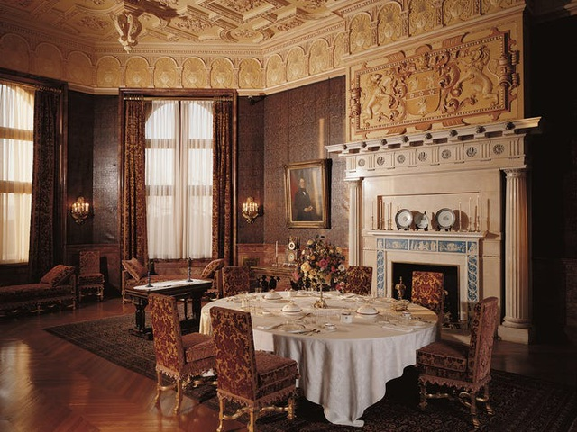 Hơn 130 năm tuổi đời, đây giờ vẫn là ngôi nhà hoành tráng và rộng lớn nhất nước Mỹ - Ảnh 4