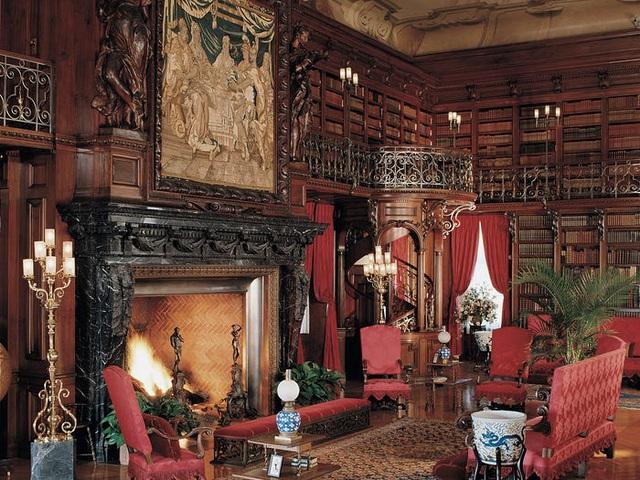 Hơn 130 năm tuổi đời, đây giờ vẫn là ngôi nhà hoành tráng và rộng lớn nhất nước Mỹ - Ảnh 6