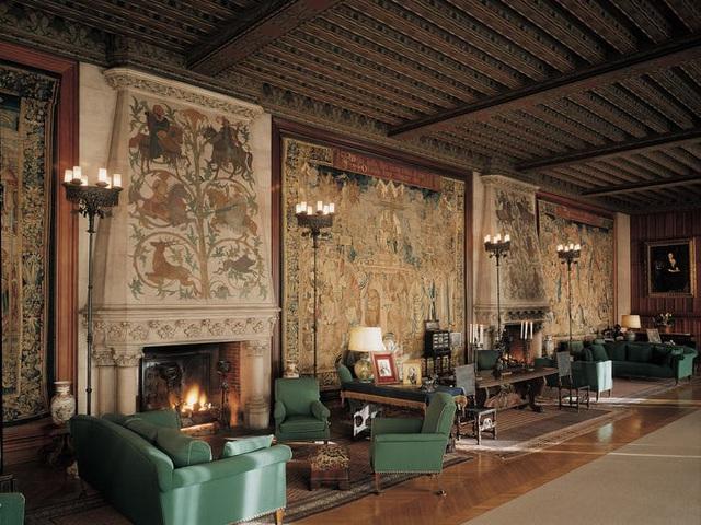 Hơn 130 năm tuổi đời, đây giờ vẫn là ngôi nhà hoành tráng và rộng lớn nhất nước Mỹ - Ảnh 7