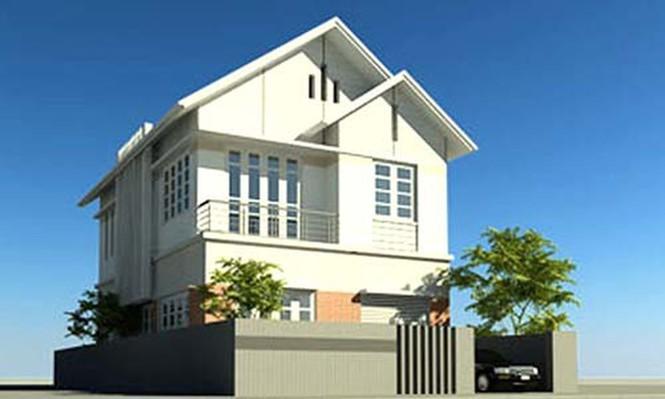Mẫu 'nhà vuông' hai tầng sang trọng, chi phí dưới 1 tỷ đồng - Ảnh 5