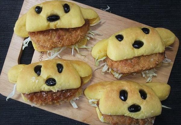 cach lam banh hot dog 3