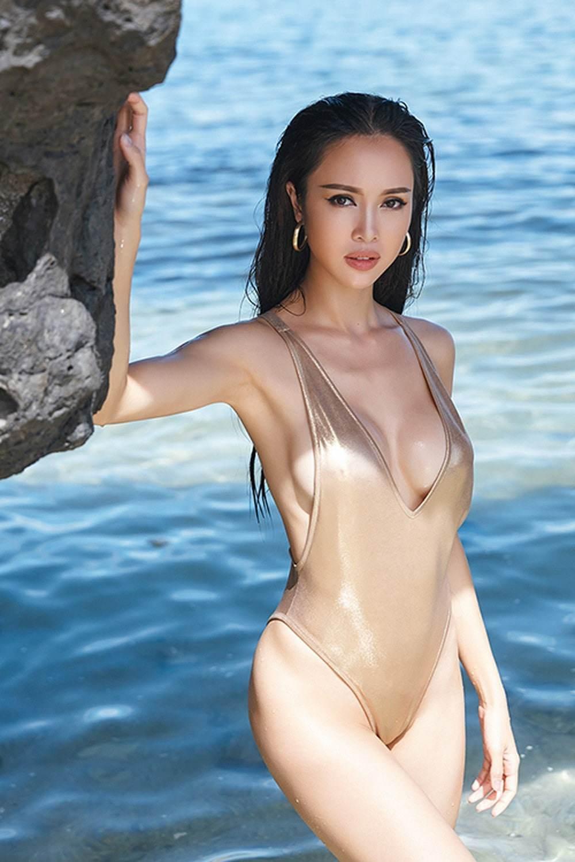 Không phải Ngọc Trinh, đây là mỹ nhân được 'ông trùm chân dài' khen có body đẹp nhất Việt Nam - Ảnh 12