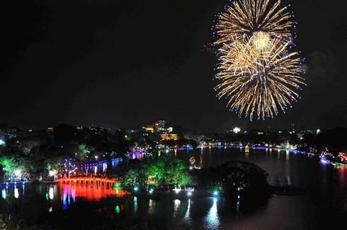 9 tỉnh, thành phố tổ chức bắn pháo hoa đêm giao thừa Tết Canh Tý 2020 - Ảnh 1