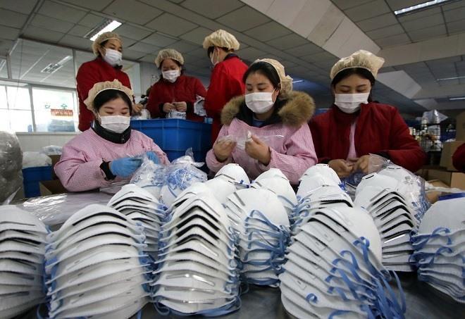 Khẩu trang có ngăn được virus viêm phổi? - Ảnh 1