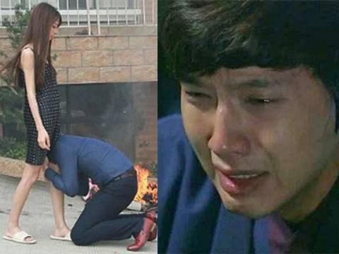 Đêm cuối trước khi ra tòa ly hôn, vợ trẻ ôm con dặn dò 1 câu khiến chồng trăng hoa đau đớn quỳ xuống xin tha thứ - Ảnh 4