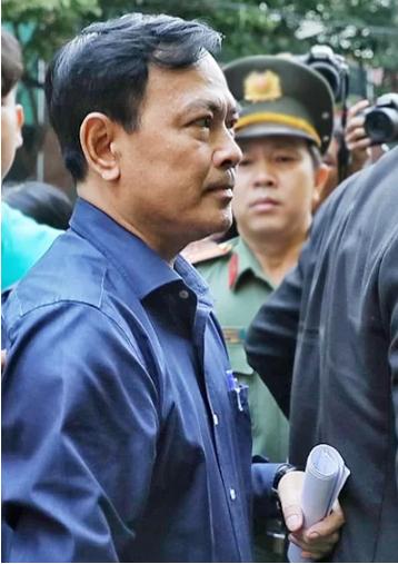 Nguyễn Hữu Linh lĩnh 1 năm 6 tháng tù - Ảnh 1