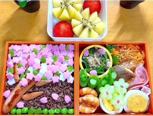 Vợ Việt làm cơm hộp cho chồng Nhật đẹp như tiệm - Ảnh 2