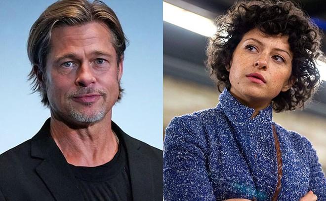 Brad Pitt nhiều lần đi chơi với người đẹp kém 25 tuổi - Ảnh 1