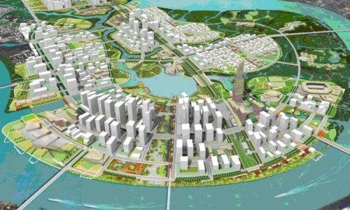 TP.HCM tìm nhà đầu tư khu phức hợp 1.659 tỉ đồng ở Thủ Thiêm - Ảnh 1