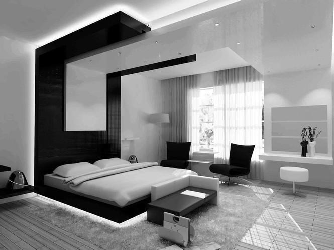 Căn hộ nội thất màu đen vô cùng huyền bí và sang trọng - Ảnh 5
