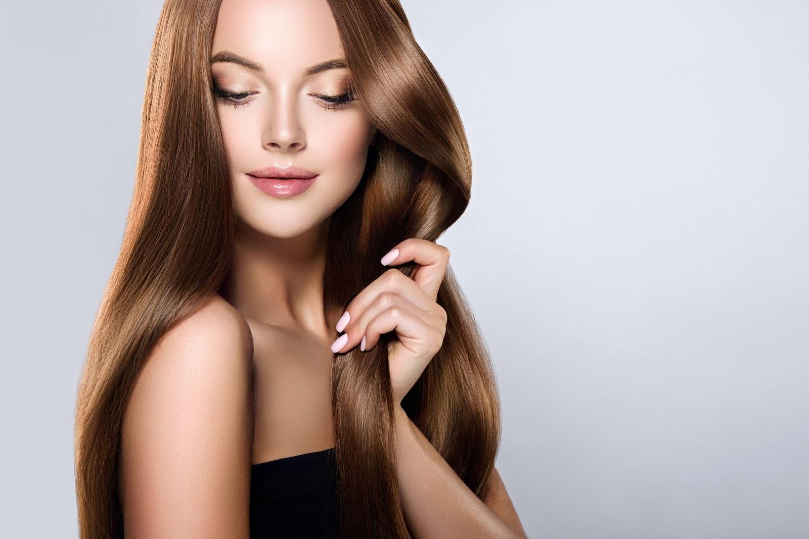 Chăm sóc tóc hư tổn: Bí quyết tạo nên mái tóc suôn mượt như trong mơ - Ảnh 8