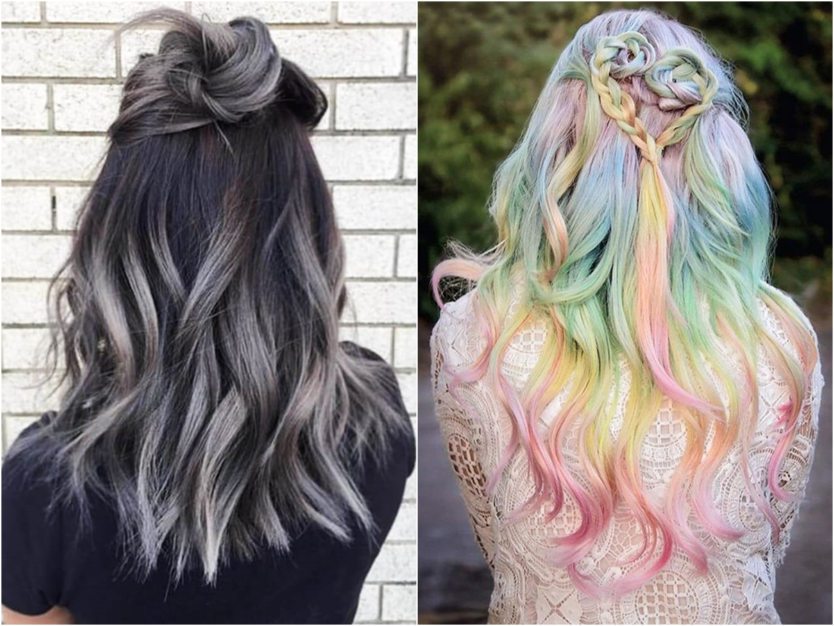 Những xu hướng màu tóc 2020 dành cho mọi cô nàng sành điệu - Ảnh 10