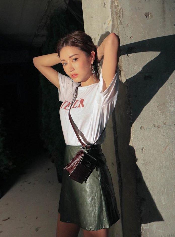 Phối đồ với chân váy da: Gợi ý thời trang Thu - Đông cho các cô nàng sành điệu - Ảnh 2