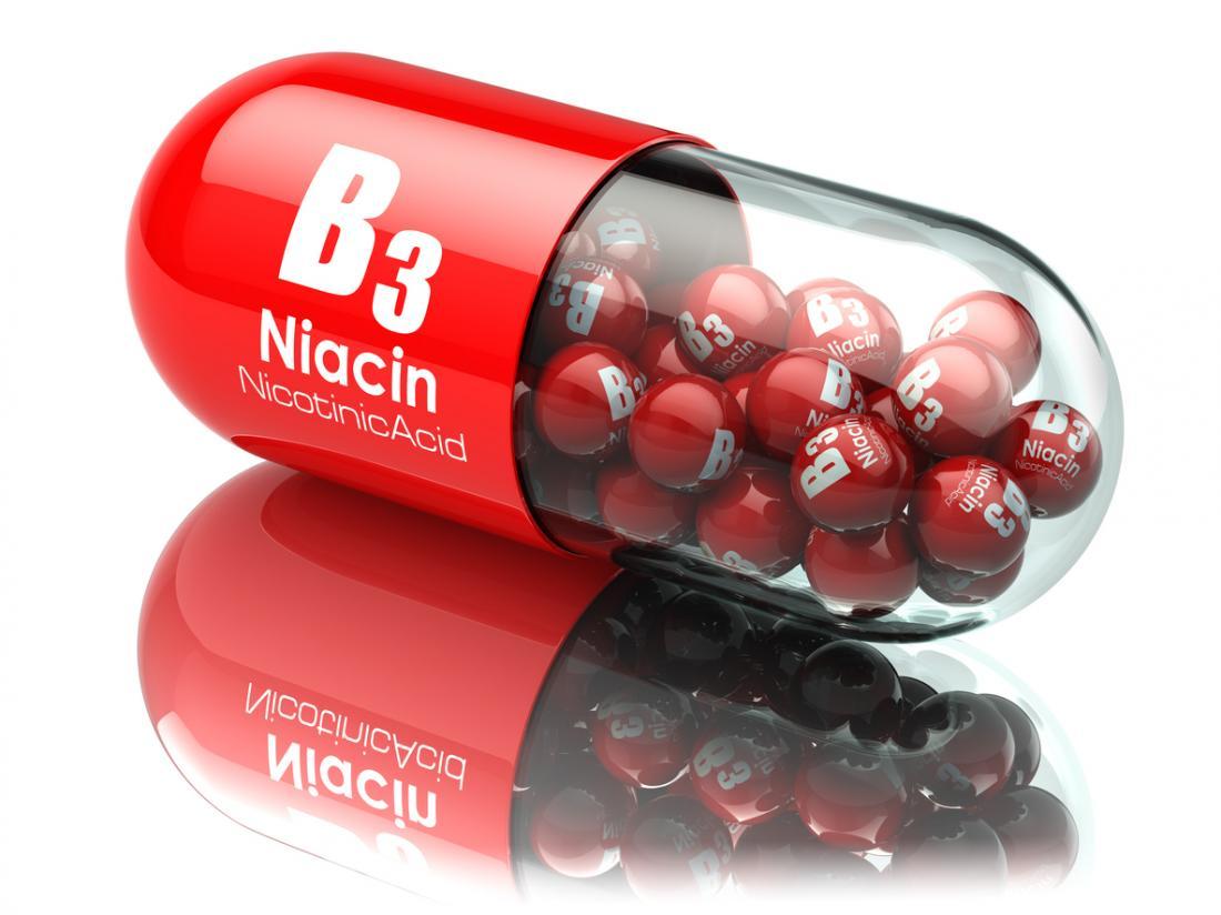 Tác dụng của vitamin B3 trong việc chăm sóc da cho phái đẹp - Ảnh 1