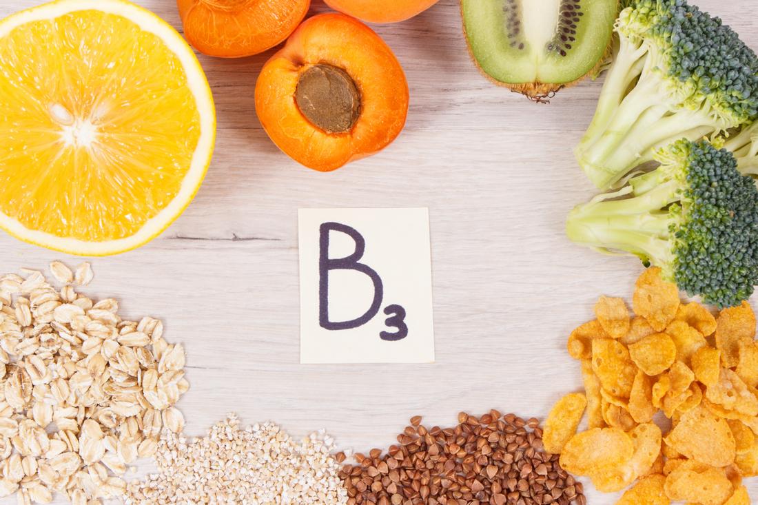 Tác dụng của vitamin B3 trong việc chăm sóc da cho phái đẹp - Ảnh 6