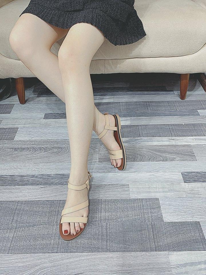 Tuyệt chiêu phối đồ với giày màu kem mà các cô nàng không thể bỏ lỡ  - Ảnh 8