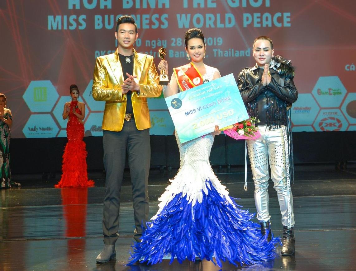 Mới nửa đầu năm 2019 Việt Nam đã có nhiều danh hiệu Hoa hậu 'doanh nhân - quý bà' - Ảnh 7