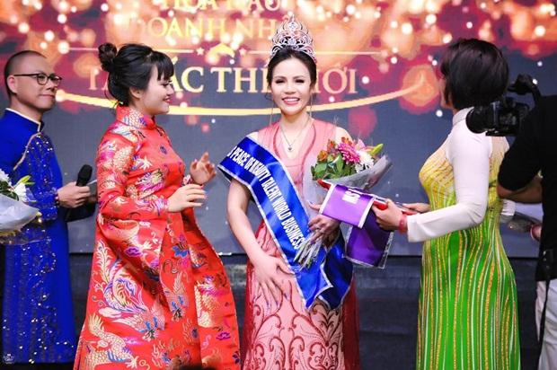 Mới nửa đầu năm 2019 Việt Nam đã có nhiều danh hiệu Hoa hậu 'doanh nhân - quý bà' - Ảnh 10