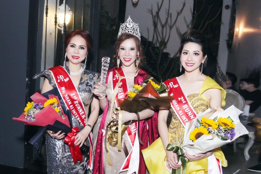 Mới nửa đầu năm 2019 Việt Nam đã có nhiều danh hiệu Hoa hậu 'doanh nhân - quý bà' - Ảnh 5