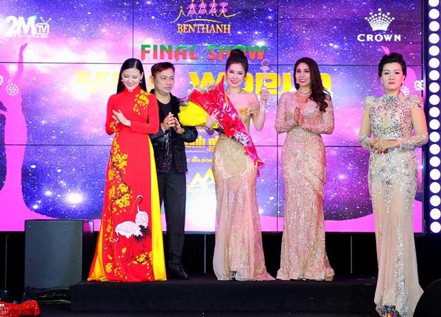 Mới nửa đầu năm 2019 Việt Nam đã có nhiều danh hiệu Hoa hậu 'doanh nhân - quý bà' - Ảnh 8
