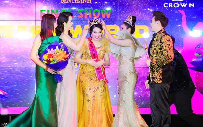 Mới nửa đầu năm 2019 Việt Nam đã có nhiều danh hiệu Hoa hậu 'doanh nhân - quý bà' - Ảnh 9