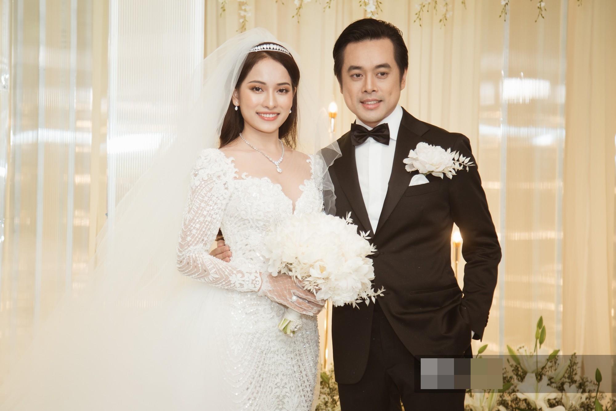 Học cách diện váy cưới đẹp tinh khôi như mỹ nhân Việt nửa năm 2019  - Ảnh 2