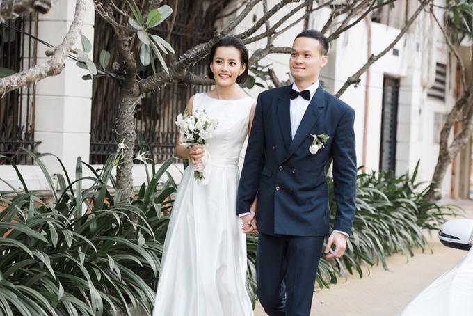 Học cách diện váy cưới đẹp tinh khôi như mỹ nhân Việt nửa năm 2019  - Ảnh 5