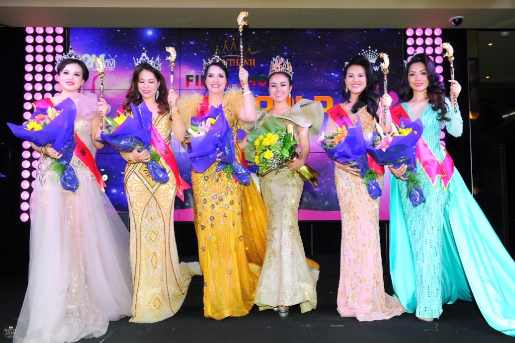 Mới nửa đầu năm 2019 Việt Nam đã có nhiều danh hiệu Hoa hậu 'doanh nhân - quý bà' - Ảnh 2