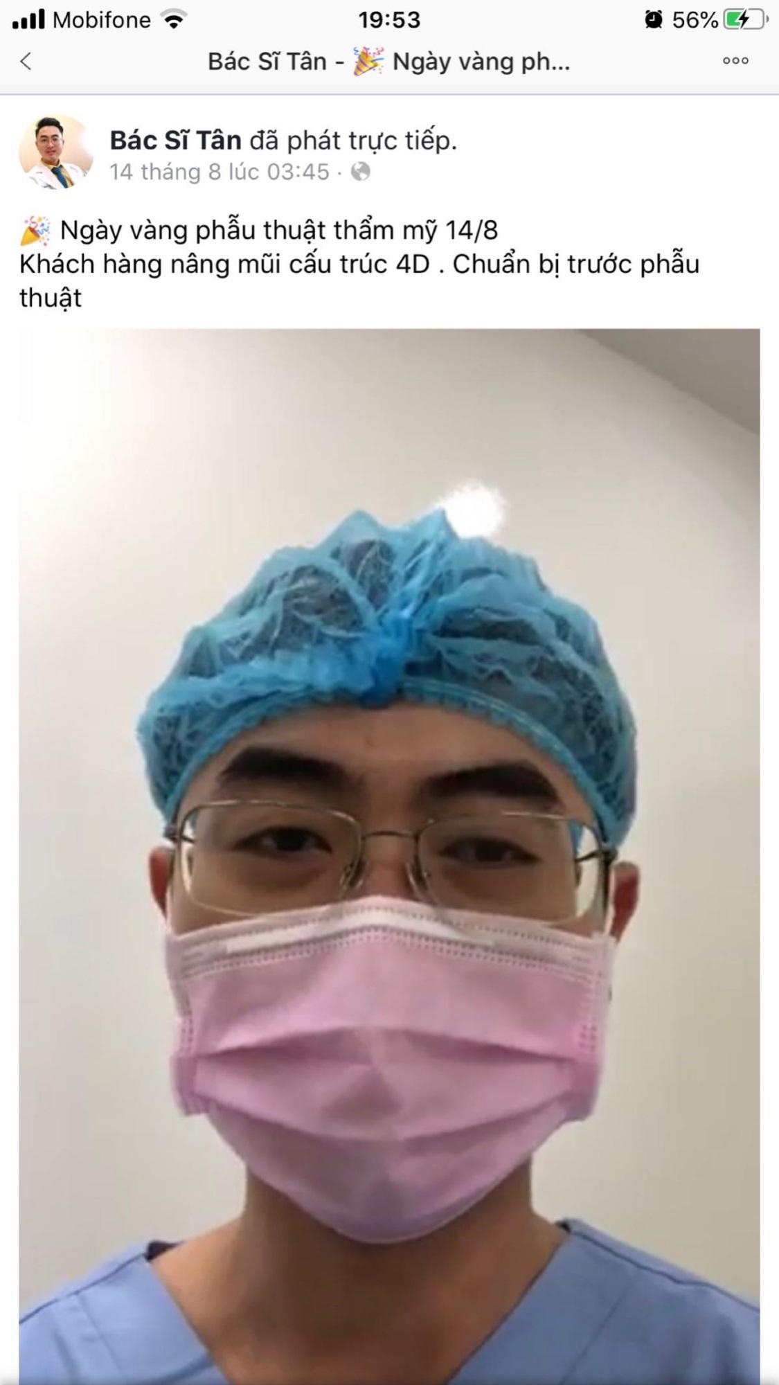 """TP.HCM bắt quả tang một bác sĩ chưa có chứng chỉ hành nghề đang tiến hành phẫu thuật… """"dạo"""" - Ảnh 5"""