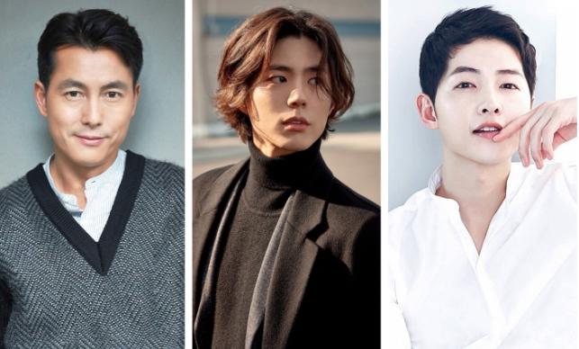 Đàn ông Hàn Quốc bình chọn sao nam đẹp nhất: Jung Woo Sung dẫn đầu 4 năm liên tiếp, V (BTS) thất bại thảm hại - Ảnh 1