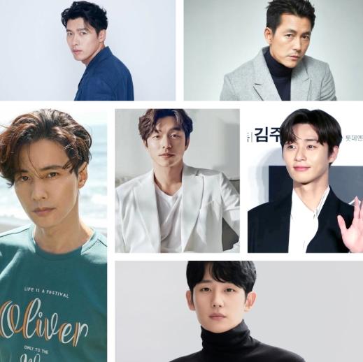 Đàn ông Hàn Quốc bình chọn sao nam đẹp nhất: Jung Woo Sung dẫn đầu 4 năm liên tiếp, V (BTS) thất bại thảm hại - Ảnh 4