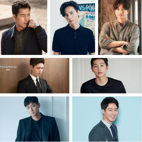 Đàn ông Hàn Quốc bình chọn sao nam đẹp nhất: Jung Woo Sung dẫn đầu 4 năm liên tiếp, V (BTS) thất bại thảm hại - Ảnh 2