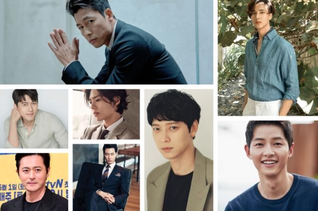 Đàn ông Hàn Quốc bình chọn sao nam đẹp nhất: Jung Woo Sung dẫn đầu 4 năm liên tiếp, V (BTS) thất bại thảm hại - Ảnh 3