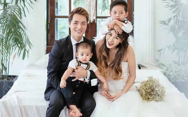 Sao nam Việt sau khi cưới vợ xinh: Tuấn Hưng lành hẳn, khó tin nhất là Trường Giang - Ảnh 4