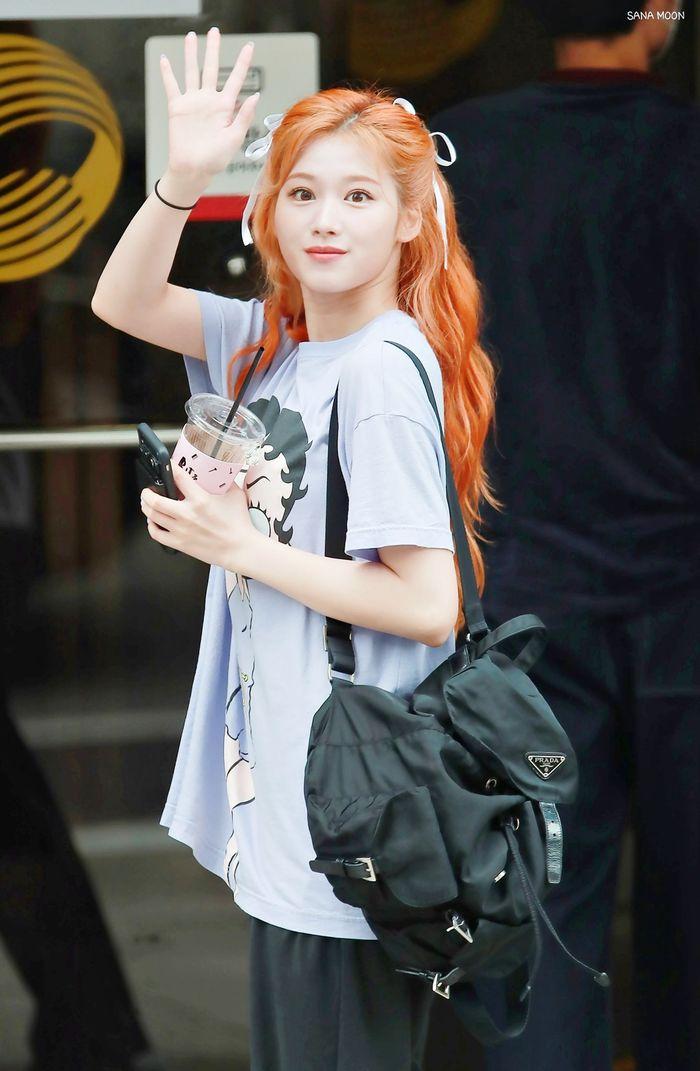 10 idol có style đi làm ghi điểm tuyệt đối - Mina khí chất 'tiên tử' - Ảnh 6