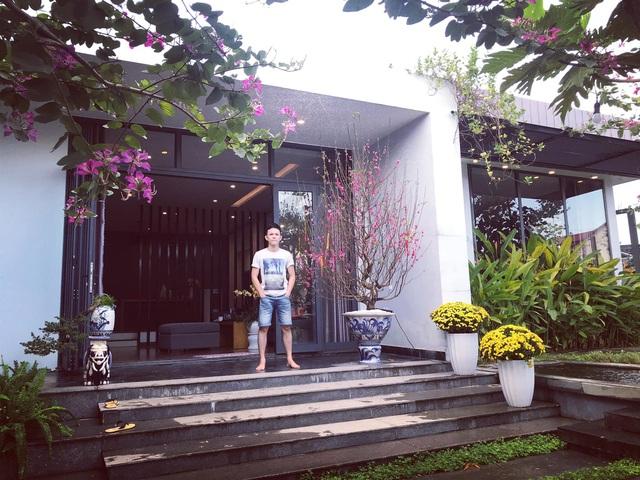 Chàng trai tự tay thiết kế nhà vườn 'vạn người mê' cho gia đình 4 thế hệ - Ảnh 12