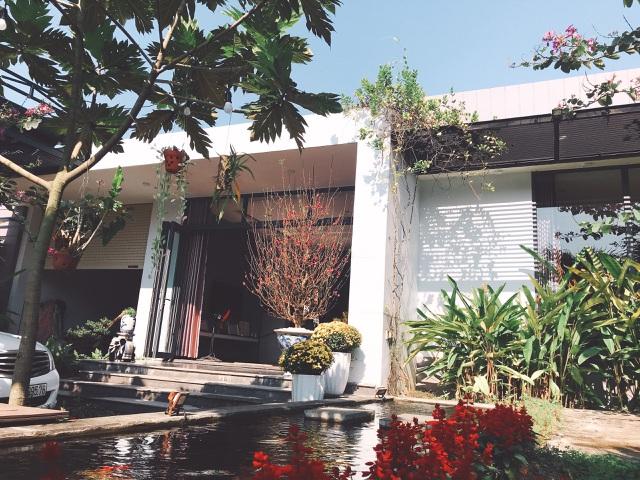 Chàng trai tự tay thiết kế nhà vườn 'vạn người mê' cho gia đình 4 thế hệ - Ảnh 1