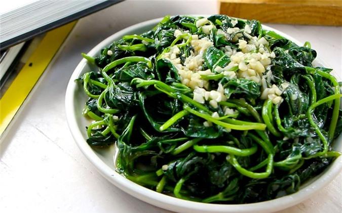 Đây là loại rau bổ dưỡng, giàu vitamin gấp 10 lần củ khoai lang, vô cùng tốt cho sức khỏe - Ảnh 2