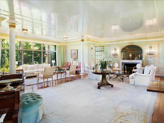 Biệt thự 120 năm tuổi, biểu tượng xa hoa một thời của nhà giàu Mỹ - Ảnh 4