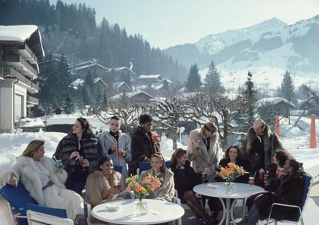 Ngôi làng 'biệt lập' chỉ dành cho giới siêu giàu thế giới ở Thụy Sỹ - Ảnh 3