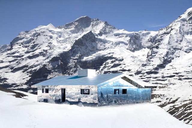 Ngôi làng 'biệt lập' chỉ dành cho giới siêu giàu thế giới ở Thụy Sỹ - Ảnh 7