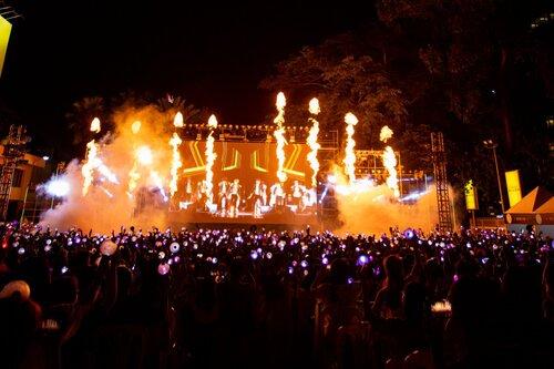 Đến hẹn lại lên: Fan BTS chuẩn bị 'quậy tung trời' trong FANFEST hoành tráng tại Hà Nội dành riêng cho V-Army - Ảnh 7