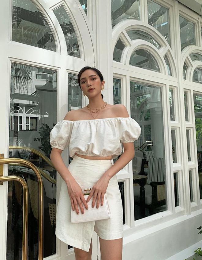 'Hot girl Wolrd cup' được chú ý ở Hoa hậu Việt Nam 2020 - Ảnh 3