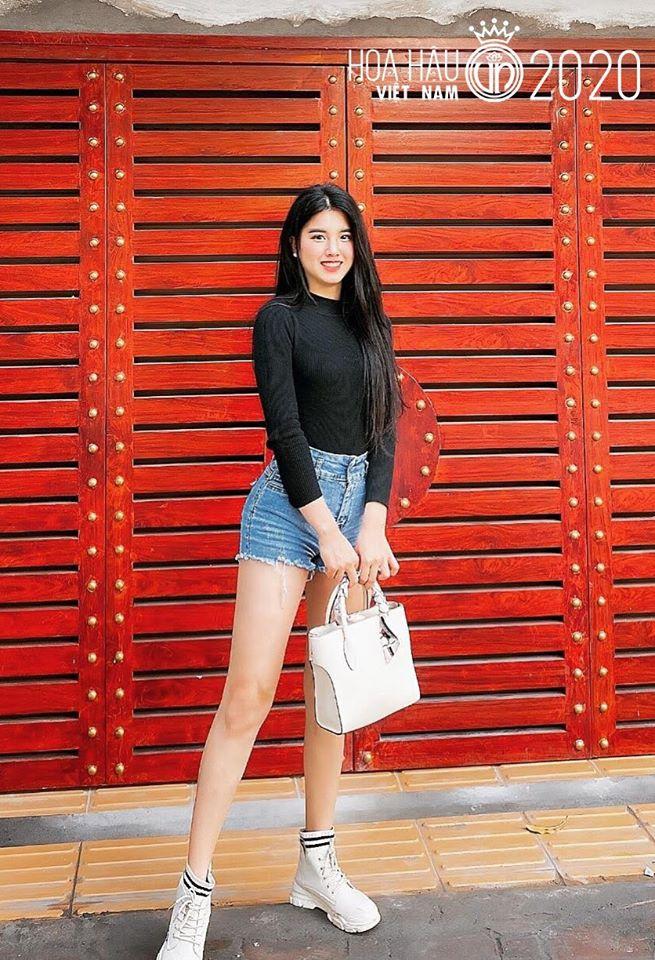 Nữ sinh 10X được chú ý ở Hoa hậu Việt Nam 2020 - Ảnh 6