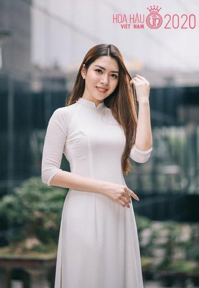 Nữ sinh 10X được chú ý ở Hoa hậu Việt Nam 2020 - Ảnh 7