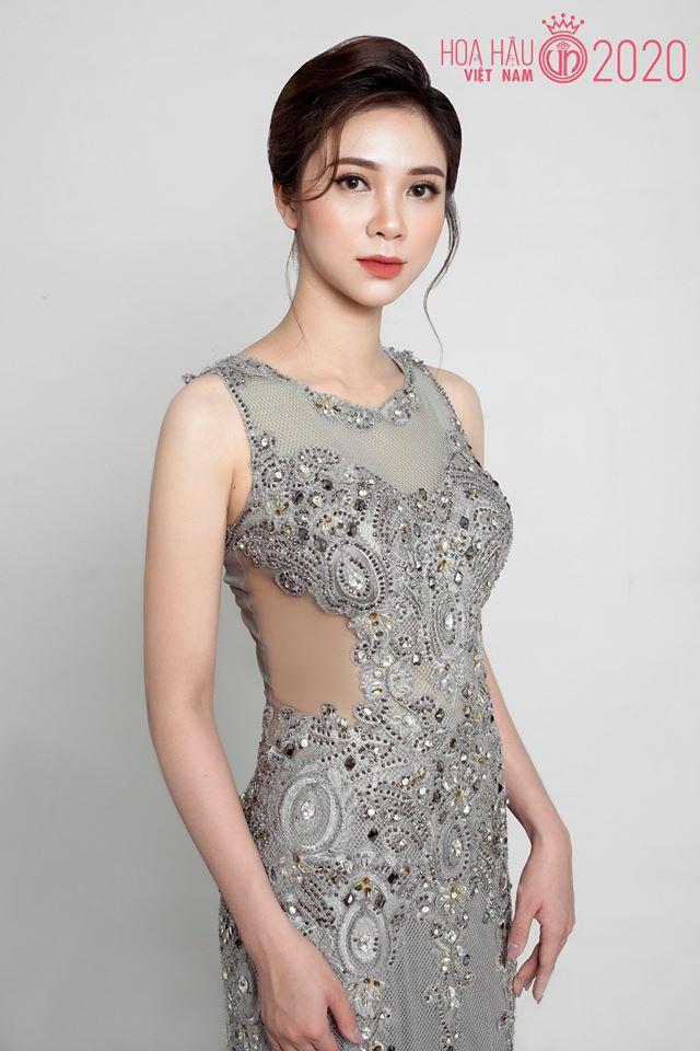 Nữ sinh 10X được chú ý ở Hoa hậu Việt Nam 2020 - Ảnh 8
