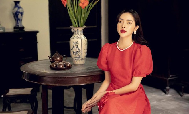 'Hot girl Wolrd cup' được chú ý ở Hoa hậu Việt Nam 2020 - Ảnh 5